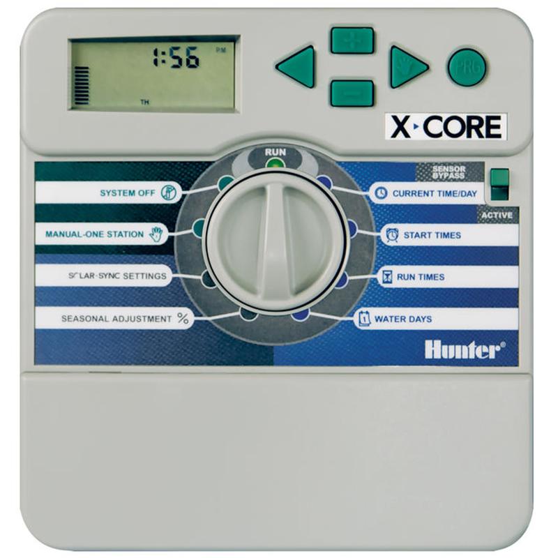 Hunter X-Core 601i beltéri vezérlő automata 6 zóna