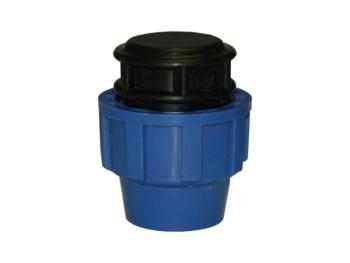 KPE végzáró elem D25 mm