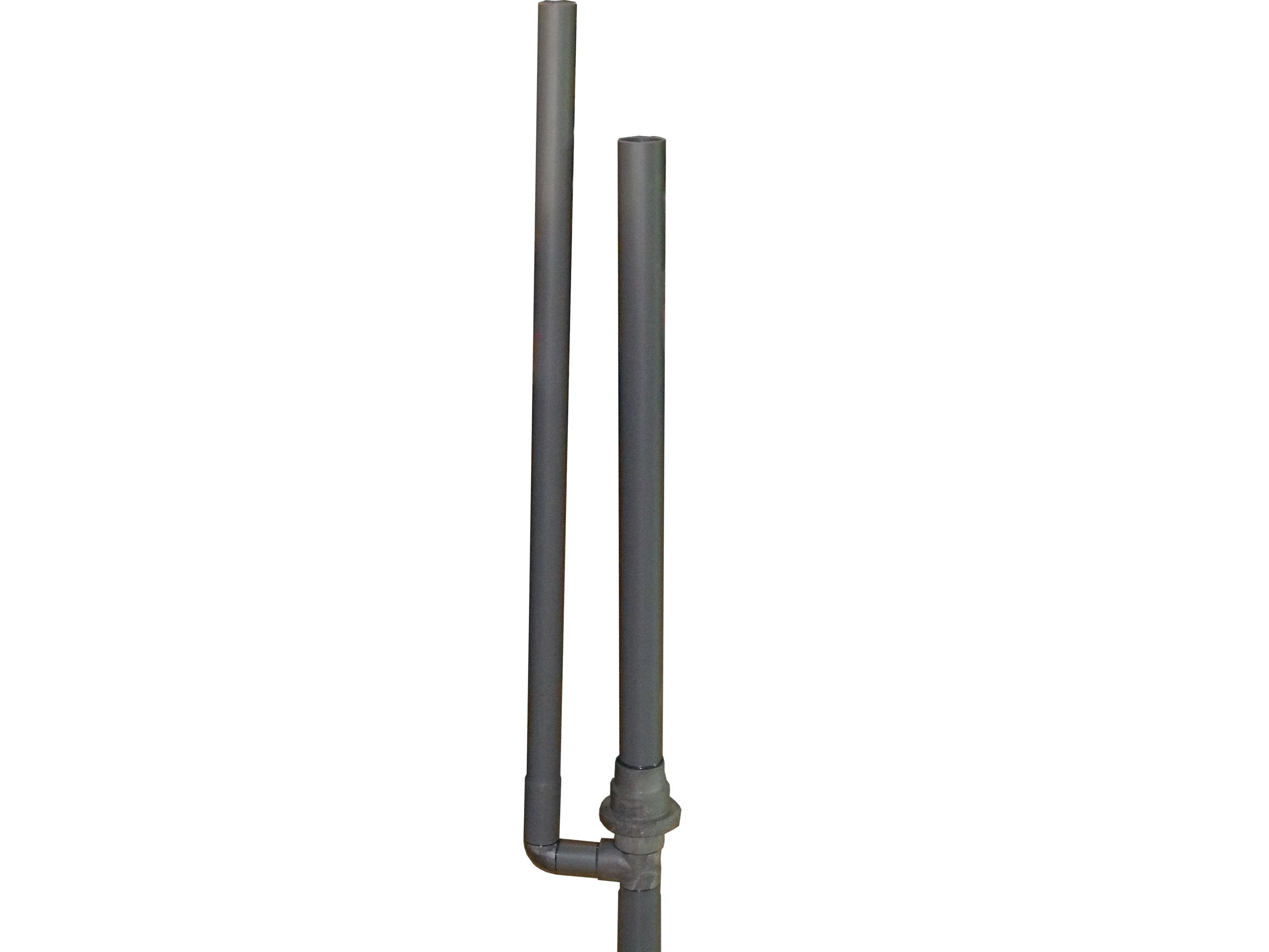 Kútfej D50 norton kútra PVC