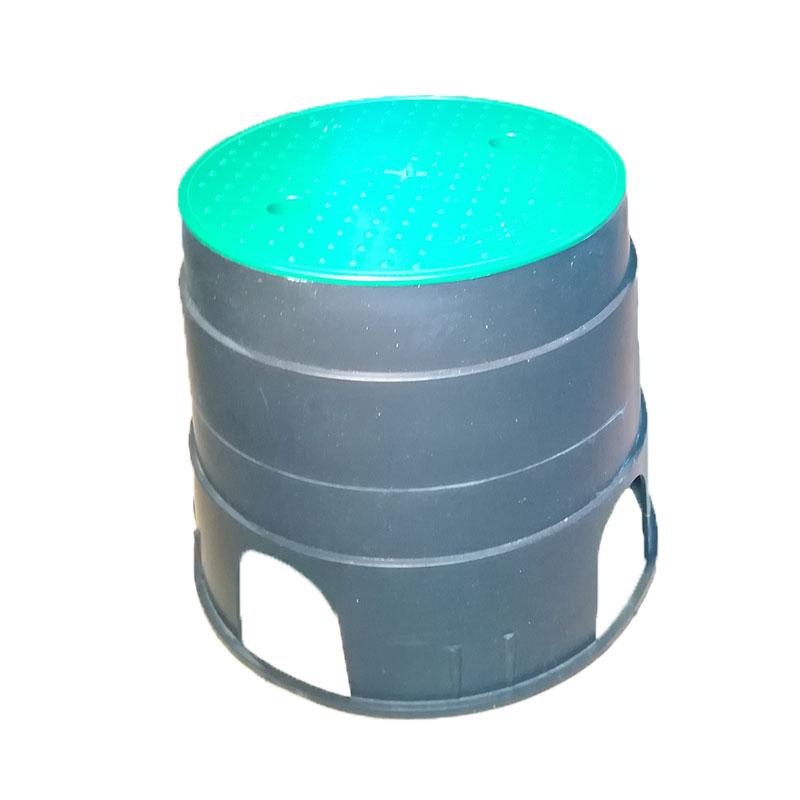 Szelep doboz kerek átmérő 250 mm 1db szelepnek