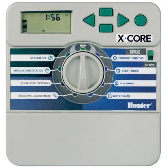 Hunter X-Core 401i beltéri vezérlő automata 4 zóna