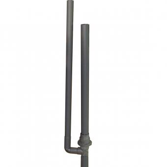 Kútfej D63 norton kútra PVC